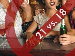 Drinking Age Lowered to 18